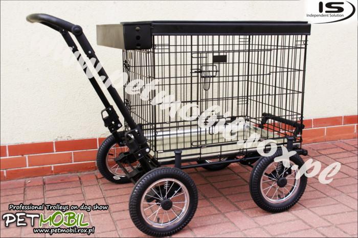 TERRAIN TROLLEY - Trolleys on dog show